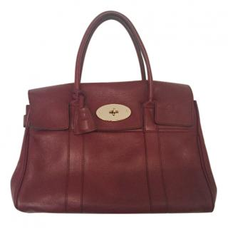 Mulberry Bayswater red berry