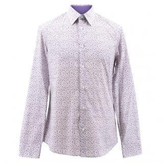 Kenzo Flower Print Shirt
