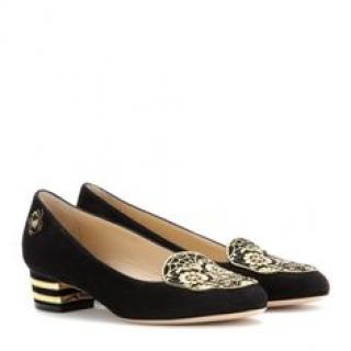 Charlotte Olympia Day Of The Dead Pumps.