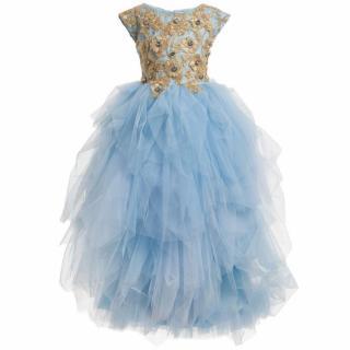 Lesy Luxury Flower Girl's Dress