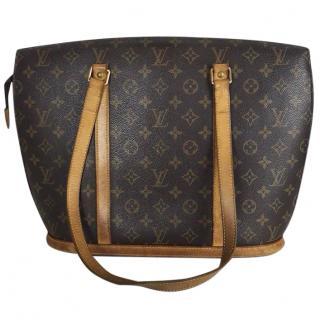 Louis Vuitton Babylone Tote Bag