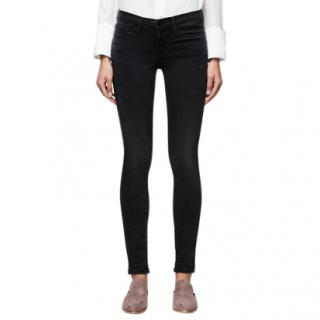 Frame denim Le Skinny de Jean double raw in Whittier