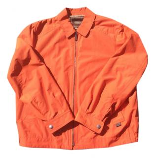 Coach New York Burnt Orange Jacket