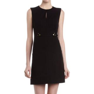 Diane von Furstenberg Catherine Black Dress