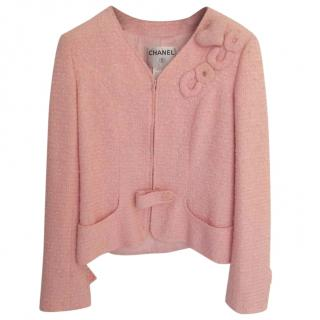 Chanel Pink Boulce Jacket