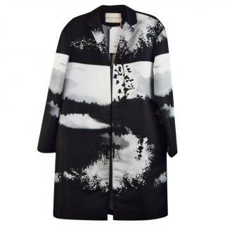 Mary Katrantzou Digital Print Coat