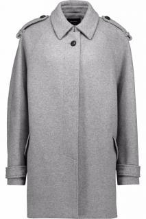 ISABEL MARANT, Faber oversized wool-blend coat