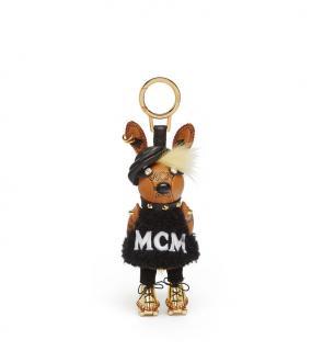MCM 3D Punk Rabbit Charm Keyring.
