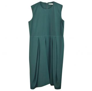 Celine Green Dress