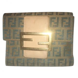 Fendi Square Wallet