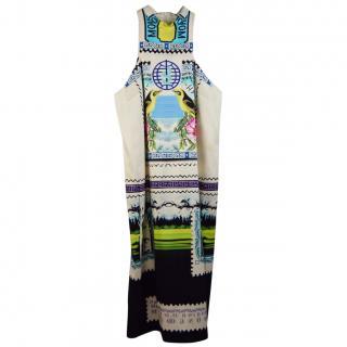 Mary Katrantzou Multicolor Print Dress