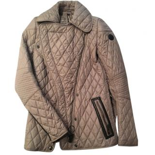 Classic quilted Belstaff jacket
