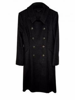 Rag & Bone Double Breasted Wool Felt Coat