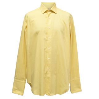 Richard James Yellow Shirt