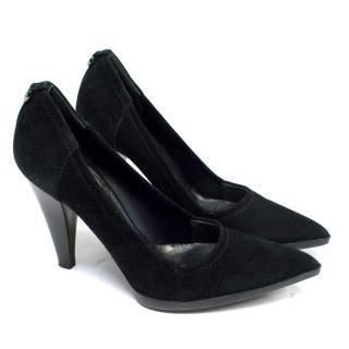 Casadei Black Heels