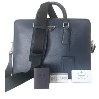 3c2d712a9628 PRADA SAFFIANO Briefcase