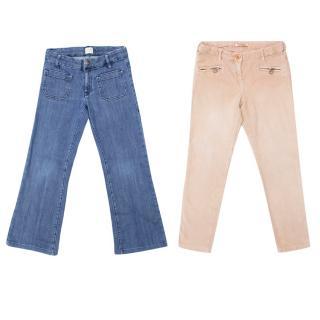 Bonpoint & Scotch R'Belle Jeans Set