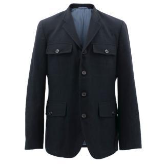 Hugo Boss Navy Blue Jacket