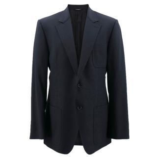 Dolce & Gabbana Navy Blazer