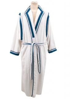 Jesurum White Terry Bath Robe