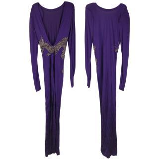 Balmain Long Dress