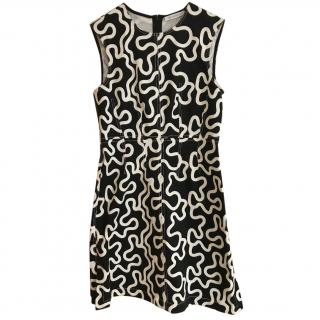 J W Anderson abstract dress