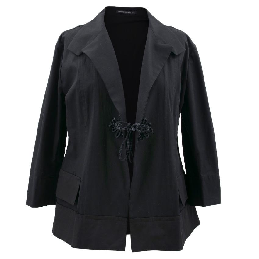 Yohji Yamamoto Cotton Jacket