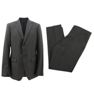 Jill Sander Charcoal Grey Suit