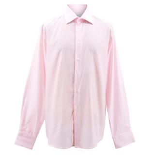Richard James Pink Shirt