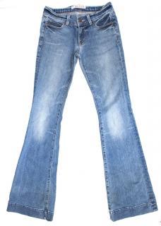 J Brand Light Wash Lovestory Flare Jeans
