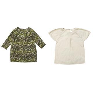 Bonpoint Dress and Marie Chantal Top Set