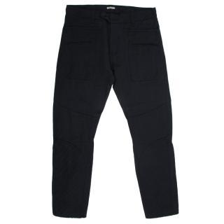 Bottega Veneta Men's Black Trousers