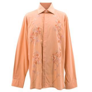 Richard James Embroidered Shirt