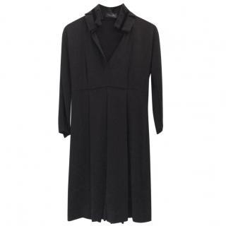 Piazza Sempione black dress