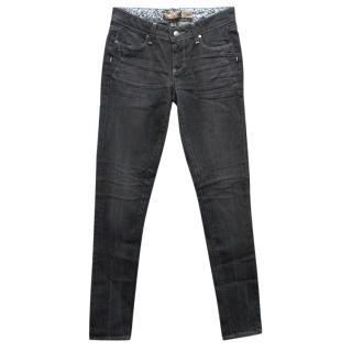 Paige Grey Skinny Jeans