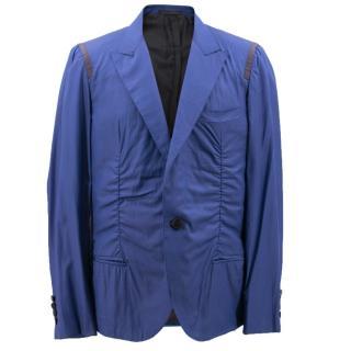 Lanvin Men's Blue Jacket