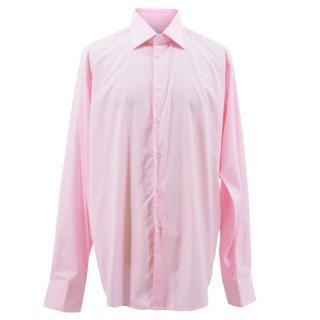 Richard James Savile Row Men's Pink Shirt