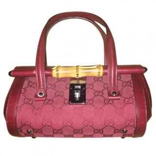 Gucci Top Handle Bamboo bag