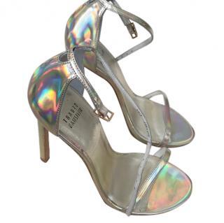Stuart Weitzman high heeled sandals