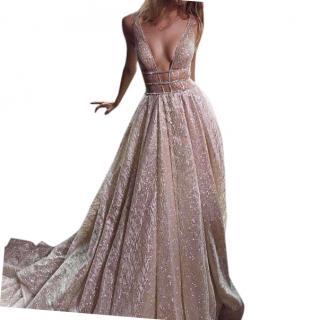 Custom made gown dress