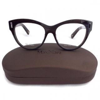 MaxMara Black Frame Glasses