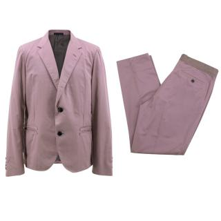Lanvin Cotton Suit