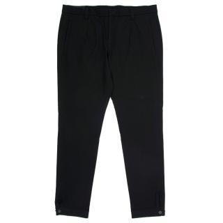 Gucci Men's Black Trousers