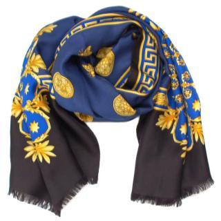 Versace Limited Edition Silk Scarf