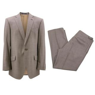 Richard James Brown and White Suit