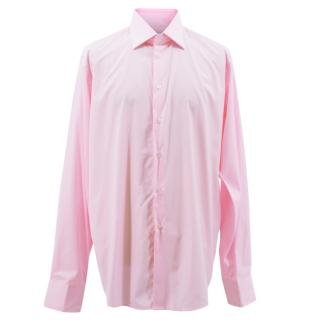 Richard James Pink Button Down Shirt