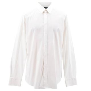 Dolce & Gabbana Men's White Shirt