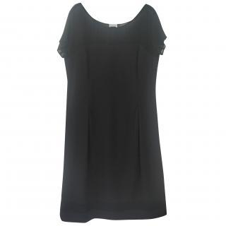 Philosophy Di Alberta Ferretti Mid-Length Black Dress