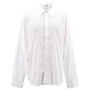 James Perse White Button Down