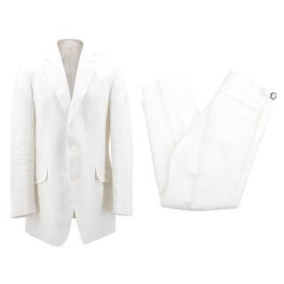 Richard James Linen Suit